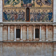 San Frediano church facade, Lucca, Tuscany, Italy — Stock Photo #4109764