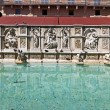 Fonte Gaia (Fountain of Joy), Siena — Stock Photo