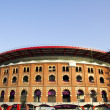 Stock Photo: Bullring Arenas. Barcelona, Catalonia, Spain