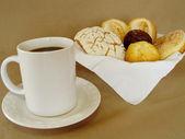 Coffee & Bakery — Stock Photo