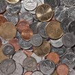 Canadian Coins - Stock Photo