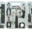 Stock Photo: Tooling set for home master