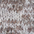 Stock Photo: Abstract interlacing of knitted fibres