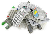 Heap of rubber keypads — Stock Photo