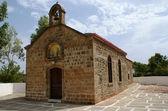 在希腊教会 — 图库照片