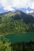 Sjön i mouintains — Stockfoto