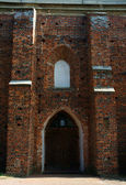 Gotische kirche — Stockfoto