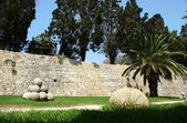 Citadel rhodos, — Stockfoto
