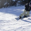 Snowboard — Stock Photo #4967992