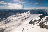 The Zugspitze in Bavary, Germany — ストック写真