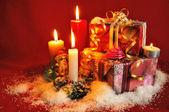 Am abend vor weihnachten — Stockfoto