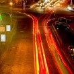 Big city traffic — Stock Photo #4599465