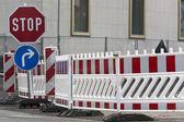 Stopschild — Stok fotoğraf