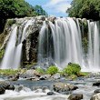 Stock Photo: Waterfall in Reunion island