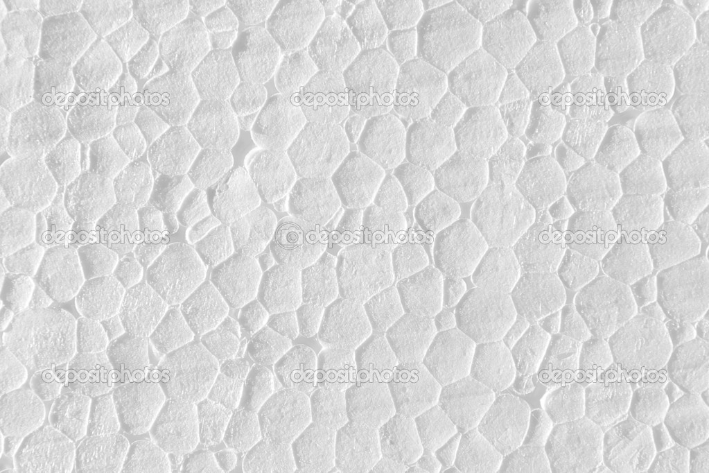 Abstract styrofoam texture. Black and white picture. — Stock Photo #4443090