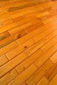 Wooden pine tiles — Stock Photo