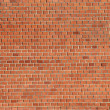 Brick wall background — Stock Photo #4937676