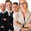 Strong Business Team — Stock Photo #4738163