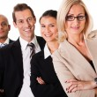 Strong Business Team — Stock Photo #4738208