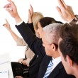 Business lecture — Stock Photo