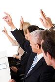 Obchodní přednáška — Stock fotografie