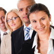 Strong Business Team — Stock Photo #4804924