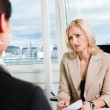 Business Interview — Stock Photo #4873641