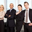 Royalty-Free Stock Photo: Successful business team