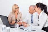 Business Consultation — Stockfoto