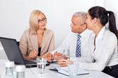 Business Consultation — Stock Photo