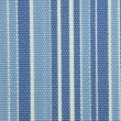 Blue striped fabric texture - Stock Photo
