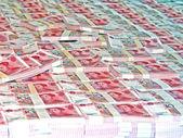 Chinese money — Stock Photo