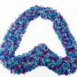 Stock Photo: Multicolor scarf