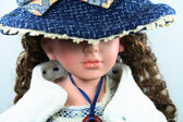 Loveliness doll — Stock Photo