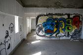 Graffiti Walls — Stock Photo