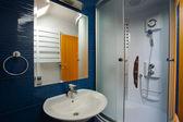 Petite salle de bains — Photo