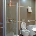 Bathroom interior — Stock Photo #4667478