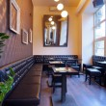 Pub interior — Stock Photo