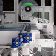 Stock Photo: Packaging machine parts