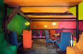 カフェのインテリア — ストック写真