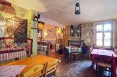 Tavern interior — Stock Photo