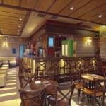 Cafe Interior — Stock Photo #5341933