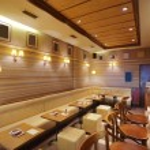 Cafe Interior — Stock Photo #5342136