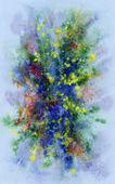 Abstrait, aquarelle — Photo