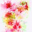 Abstract background, watercolor — Stock Photo