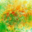 Stock Photo: Abstract background, watercolor