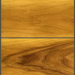 Wood, teak veneer — Stock Photo