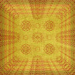 Background, pattern on a linen canvas - Stock Photo