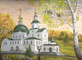 Danilov manastırı, moscow, rusya federasyonu — Stok fotoğraf