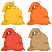 Bags, set — Stock Vector